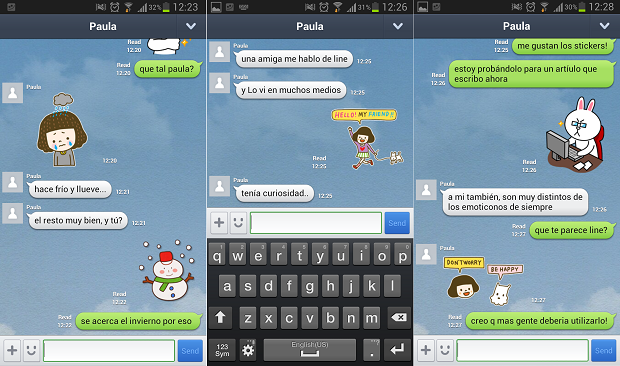 Download LINE for Android