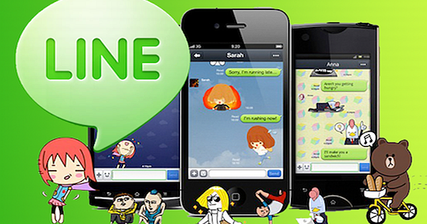 Download LINE links