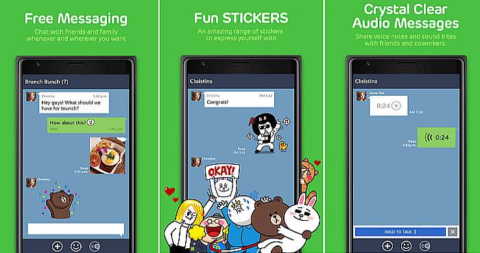 Line Messenger is saving its users with a new feature